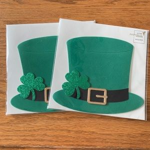 2 papyrus st patty's day cards